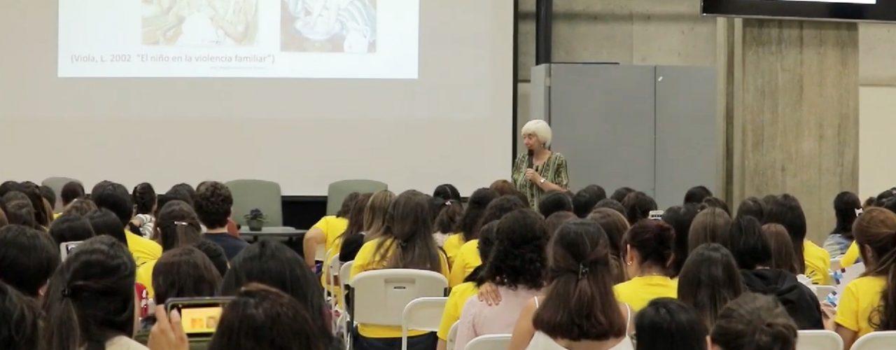 Conferencias en la Universidad Rafael Landívar sobre prevención